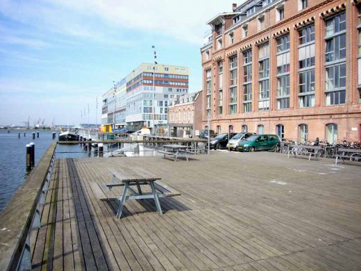 Silodam Amsterdam: Oude Houthaven