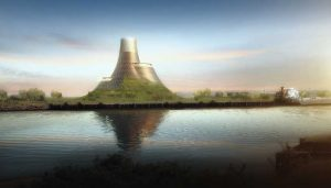 Teesside Power Station England design by Heatherwick Studio