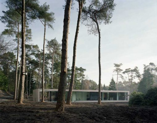 Villa 1 Veluwe Zoom house by Powerhouse Company | www.e-architect.co.uk