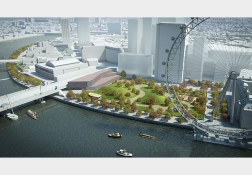 BFI new Centre for Film, TV and the Moving Image