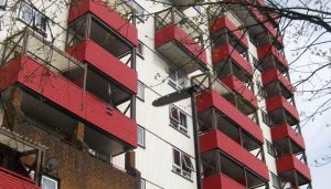 Byker Wall Newcastle Housing | www.e-architect.com