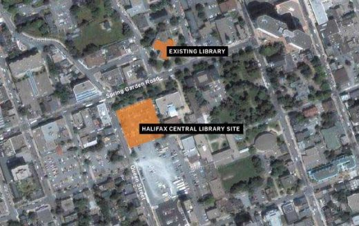 Central Library Halifax Nova Scotia building