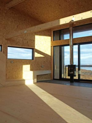 Saltire Medal Winner: Fiscavaig House Isle of Skye by rural design