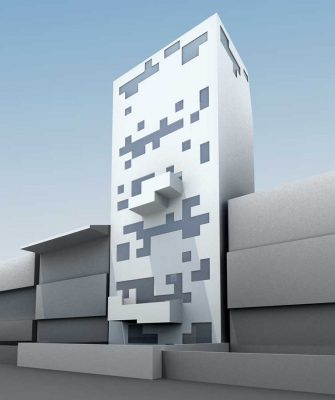 House of Music Taipei Building in Taiwan by Xrange