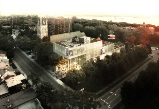 MNBAQ Quebec Museum by OMA