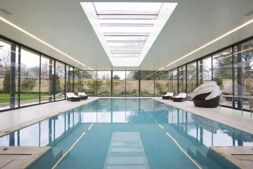 Oxfordshire Pool House
