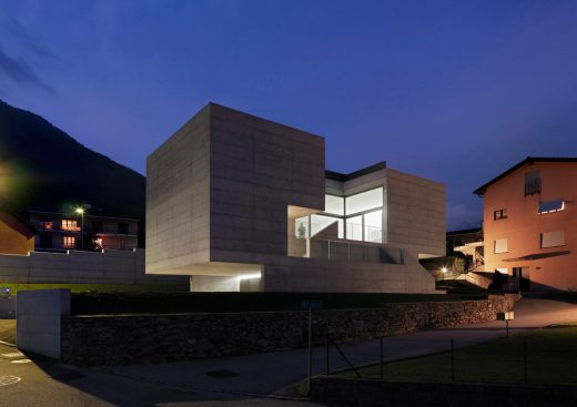 Ticino Property - New Swiss Houses