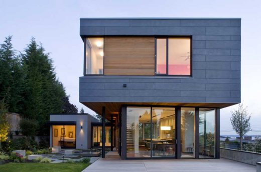 East of Market: Seattle House Design