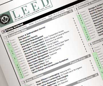 LEED Credit System Green Design guide