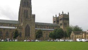 Durham Cathedral building