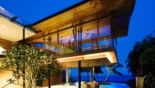 Fish House, Singapore Home by Guz Architects