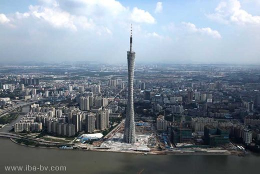 Guangzhou TV Tower Building