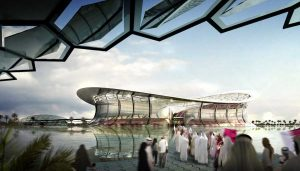 Lusail Iconic Stadium FIFA World Cup Qatar Foster + Partners