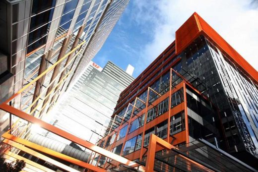 American Express House Sydney offices - People in Architecture
