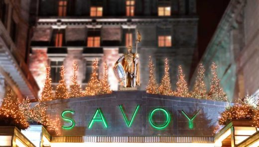 The Savoy Hotel London Restoration