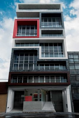 Filadelfia Corporate Suites Mexico City Architectural Mobility