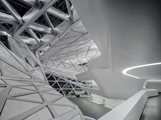 Guangzhou Opera House by Zaha Hadid Architect