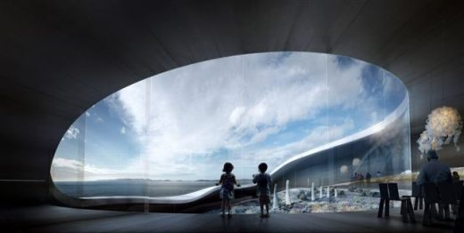 National Gallery of Greenland: Nuuk building design by BIG