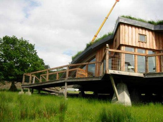Pod Isle of Muck: Andrew McAvoy, Blast Architects