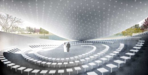 Wedding Chapel building design by SO — IL Architects