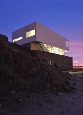 Desert Coast House Peru  home