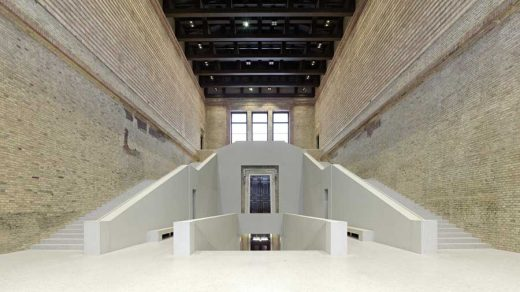 Neues Museum Berlin building interior