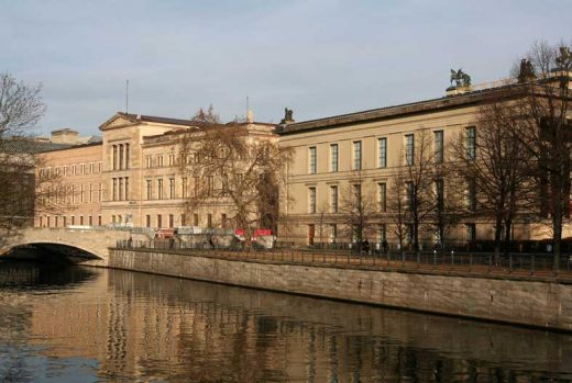 Neues Museum Berlin building by David Chipperfield Architects
