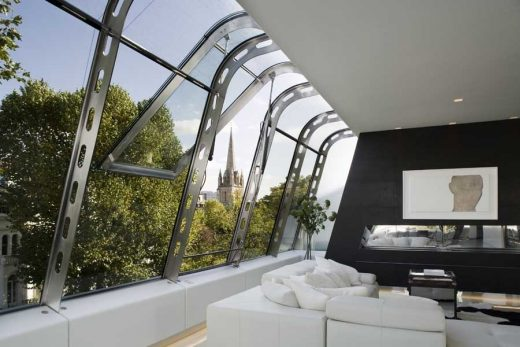 Notting Hill Penthouse, London interior