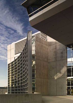 Grand Rapids building design by Rafael Viñoly Architects