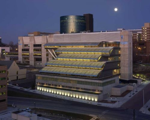 Van Andel Institute Building, Grand Rapids