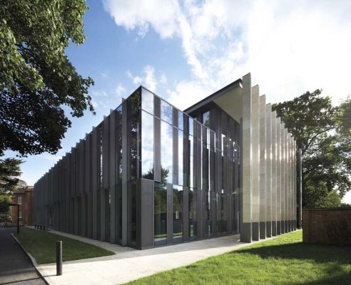 Bourne Hill Offices, Salisbury Building, England