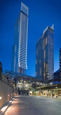 Chatswood Towers: Residential Building Sydney