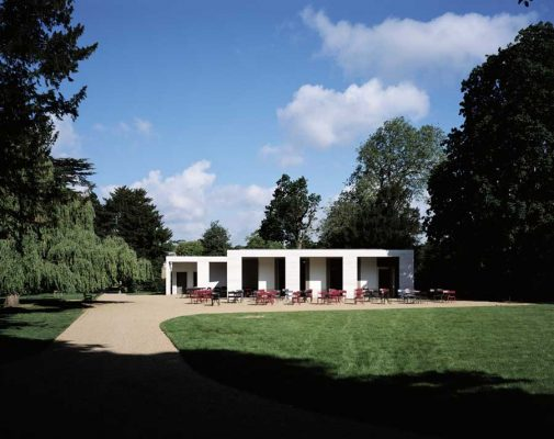 Chiswick House West London building & gardens