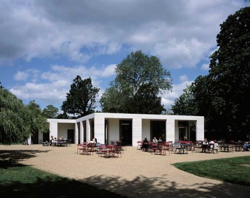 Chiswick House London building