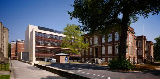 Oxford Molecular Pathology Institute: OMPI Building
