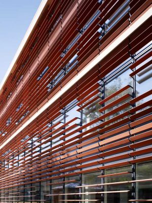Oxford Molecular Pathology Institute: OMPI Building facade