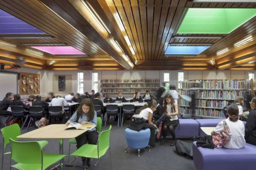 Stoke Newington School Building London Sixth Form