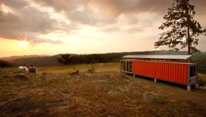 Containers of Hope Costa Rican home