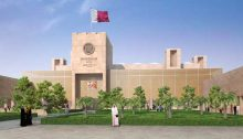 Sherborne Qatar School building design