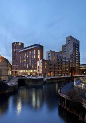 Granary Wharf Hotel Leeds Architecture Tours