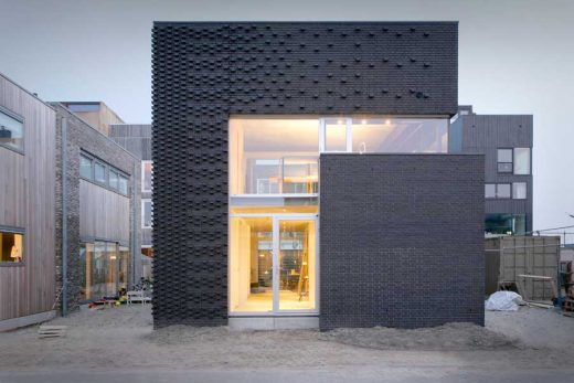 House IJburg by Marc Koehler Architects Amsterdam | www.e-architect.com