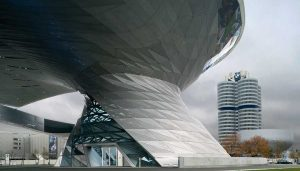 BMW Welt Munich Event and Delivery Center