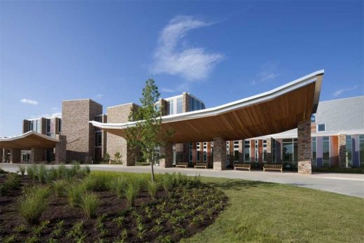 Chickasaw Nation Medical Center Ada building