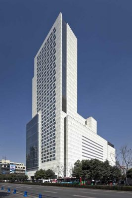Chicony Plaza Chengdu, Grand Hyatt Hotel China building