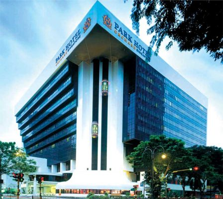 Grand Park Orchard Singapore hotel building