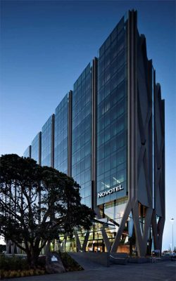 Novotel Auckland Airport - New Zealand Hotel Building