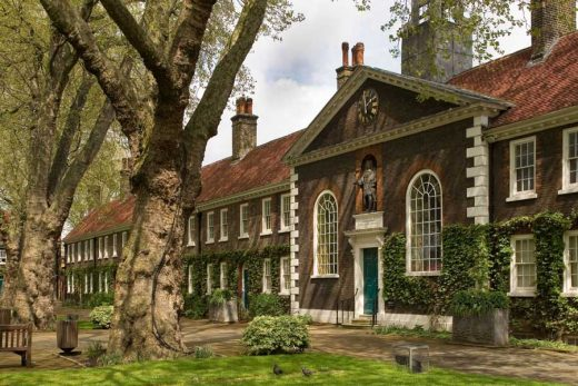Geffrye Museum Building London
