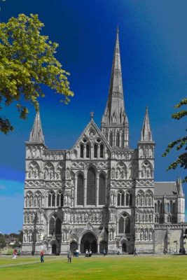 Salisbury Cathedral England building