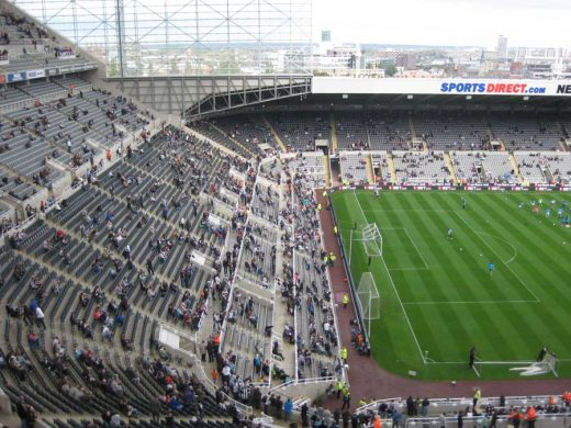 St. James' Park Newcastle United Stadium Football Ground