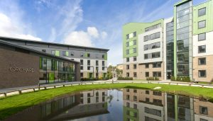 The Green Student Accommodation Bradford